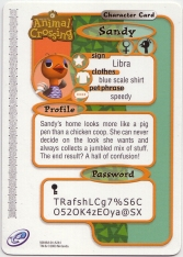Animal Crossing-e 4-244 (Sandy - Back).jpg