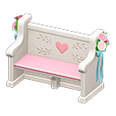 Wedding Bench (Cute) NH Icon.png