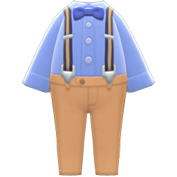 Suspender Outfit