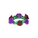 Chic Rose Crown