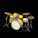 Drum Set New Horizons Animal Crossing Wiki Nookipedia