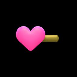 Heart Hairpin