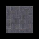 Black-Brick Flooring