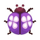 Purple Flower Ladybug PC Icon.png