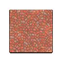Arched-Brick Flooring