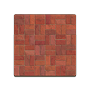 Red-Brick Flooring