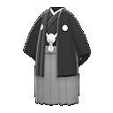 Hakama with Crest