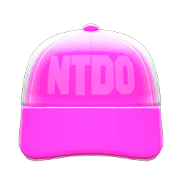Mesh Cap (Pink) NH Icon.png