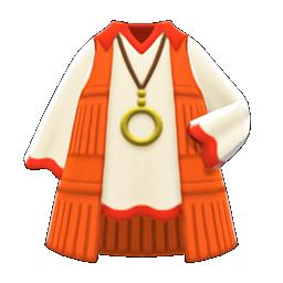 Groovy Tunic (Orange) NH Icon.png