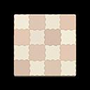 Jointed-Mat Flooring