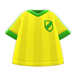 Soccer Uniform Top New Horizons Animal Crossing Wiki Nookipedia