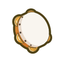 Tambourine NH Inv Icon.png