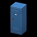 Upright Locker's Blue variant