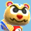Ricky's picture in Animal Crossing: New Leaf