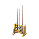Fishing-Rod Stand