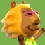 Bud's picture in Animal Crossing: New Leaf