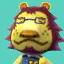 Mott's picture in Animal Crossing: New Leaf