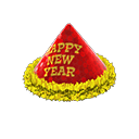 New Year's Hat