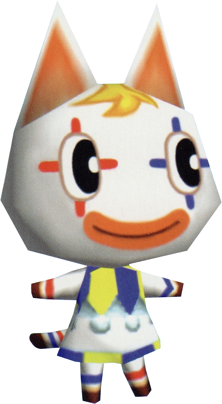 Pierre, an Animal Crossing villager.