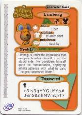 Animal Crossing-e 2-089 (Limberg - Back).jpg