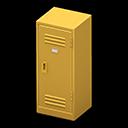 Upright Locker's Yellow variant