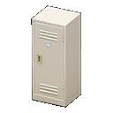 Upright Locker's White variant