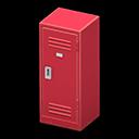 Upright Locker's Red variant