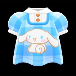 Cinnamoroll Puffy Blouse