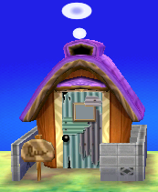 Dobie's house exterior