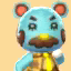 Beardo's picture in Animal Crossing: New Leaf