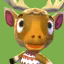 Erik's picture in Animal Crossing: New Leaf