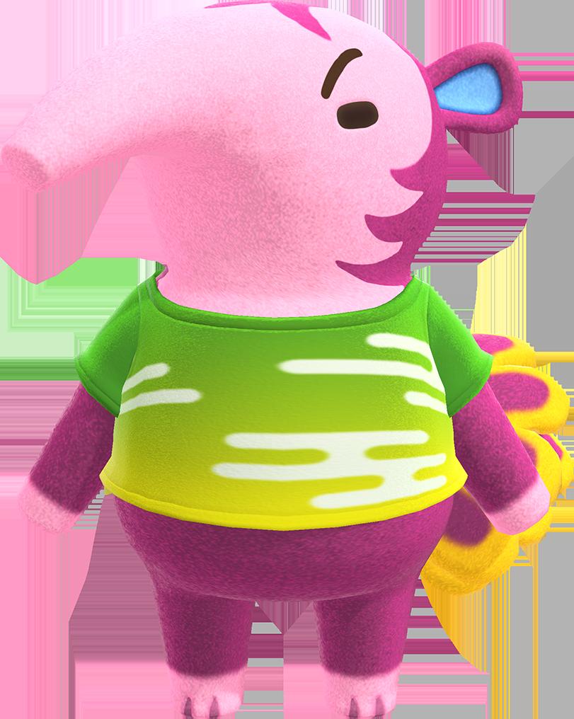 Snooty (villager) - Animal Crossing Wiki - Nookipedia