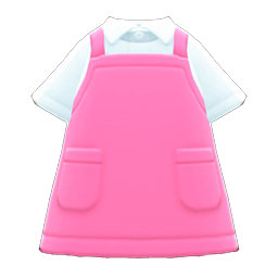 Apron (Pink) NH Icon.png