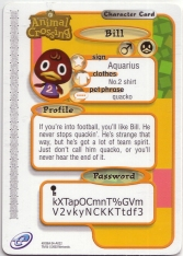 Animal Crossing-e 1-022 (Bill - Back).jpg