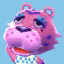 Claudia's picture in Animal Crossing: New Leaf