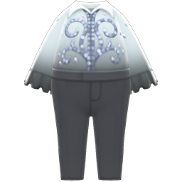 Figure-Skating Costume (Black) NH Icon.png
