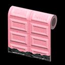 Strawberry-Chocolate Wall