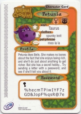 Animal Crossing-e 4-267 (Petunia - Back).jpg