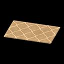 Brown Kitchen Mat