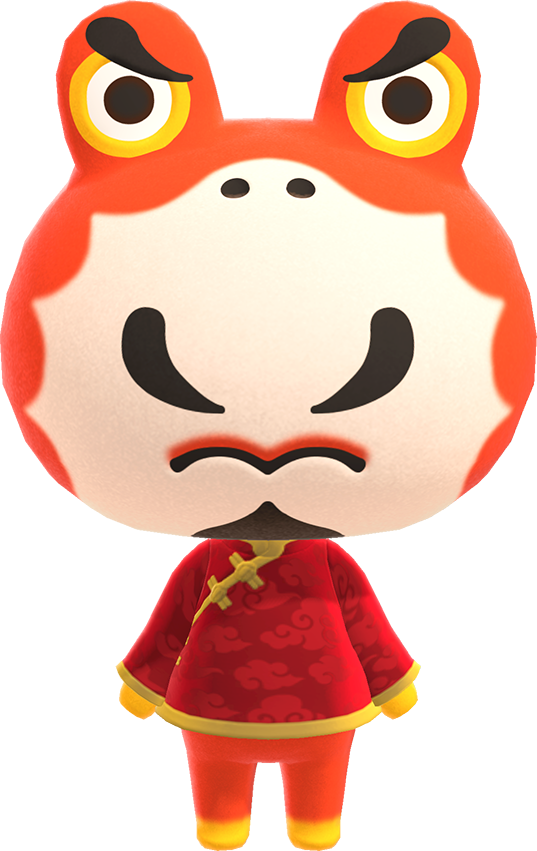 Croque - Nookipedia, the Animal Crossing wiki