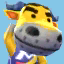 Coach's picture in Animal Crossing: New Leaf
