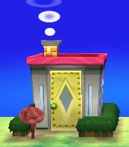 Cleo's house exterior
