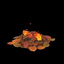 Leaf Campfire