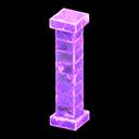 Frozen Pillar's Ice Purple variant