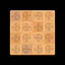 Light Wood-Pattern Flooring