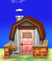 Baabara's house exterior