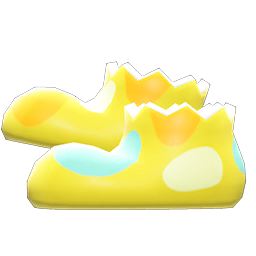 Stone-Egg Shoes
