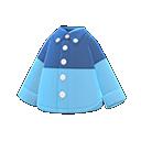 Color-Block Dress Shirt