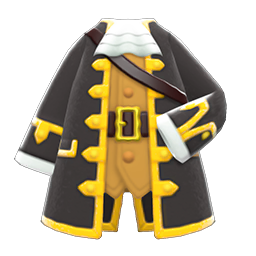 Sea Captain's Coat