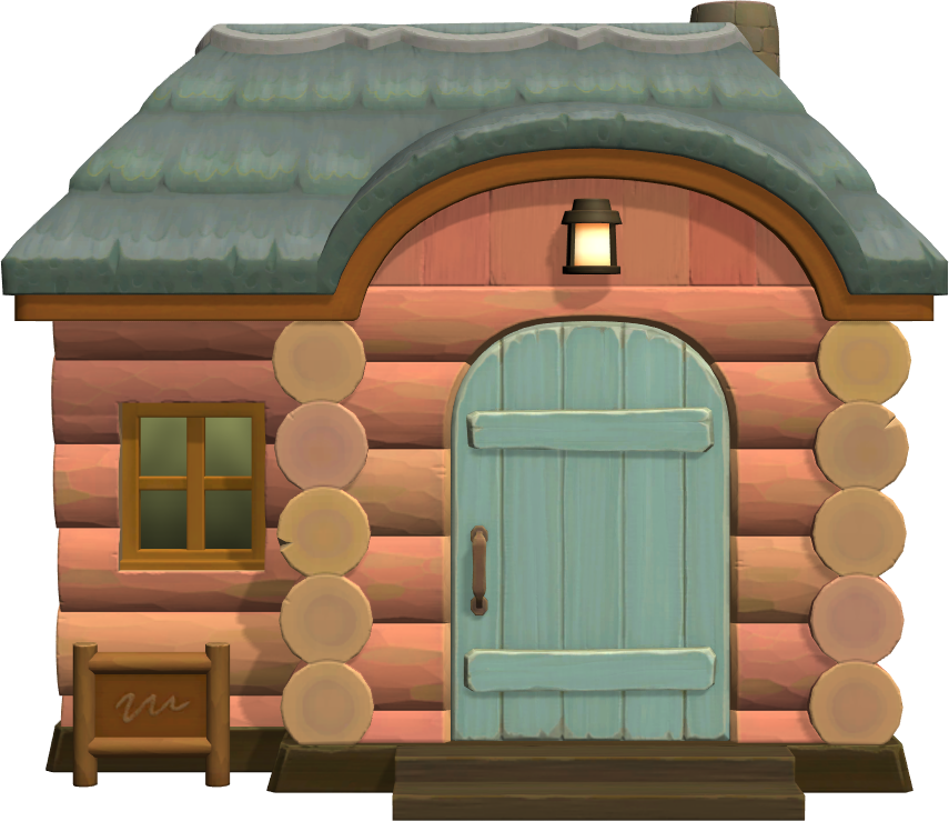 Exterior of Candi's house in Animal Crossing: New Horizons